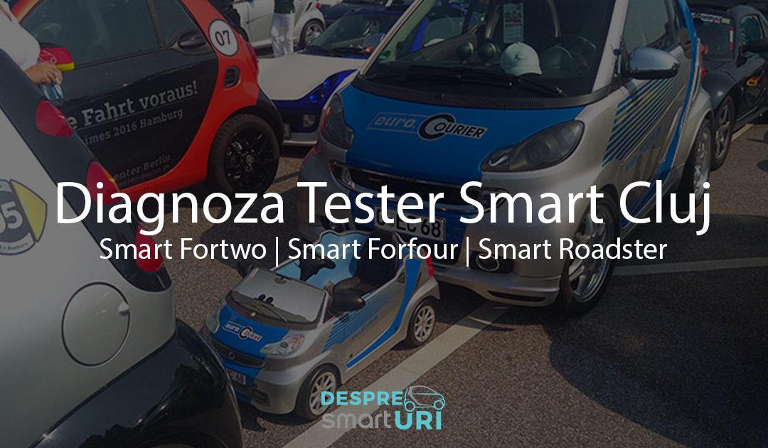 Diagnoza Tester Smart Cluj