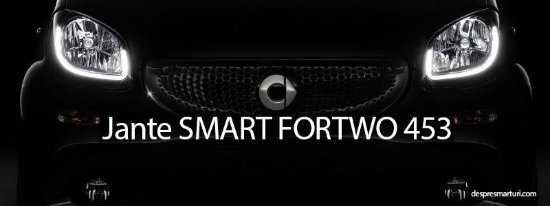 Modele De Jante Pentru Smart Fortwo 453