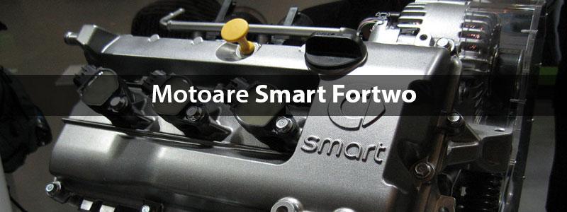 Motoare Smart Fortwo