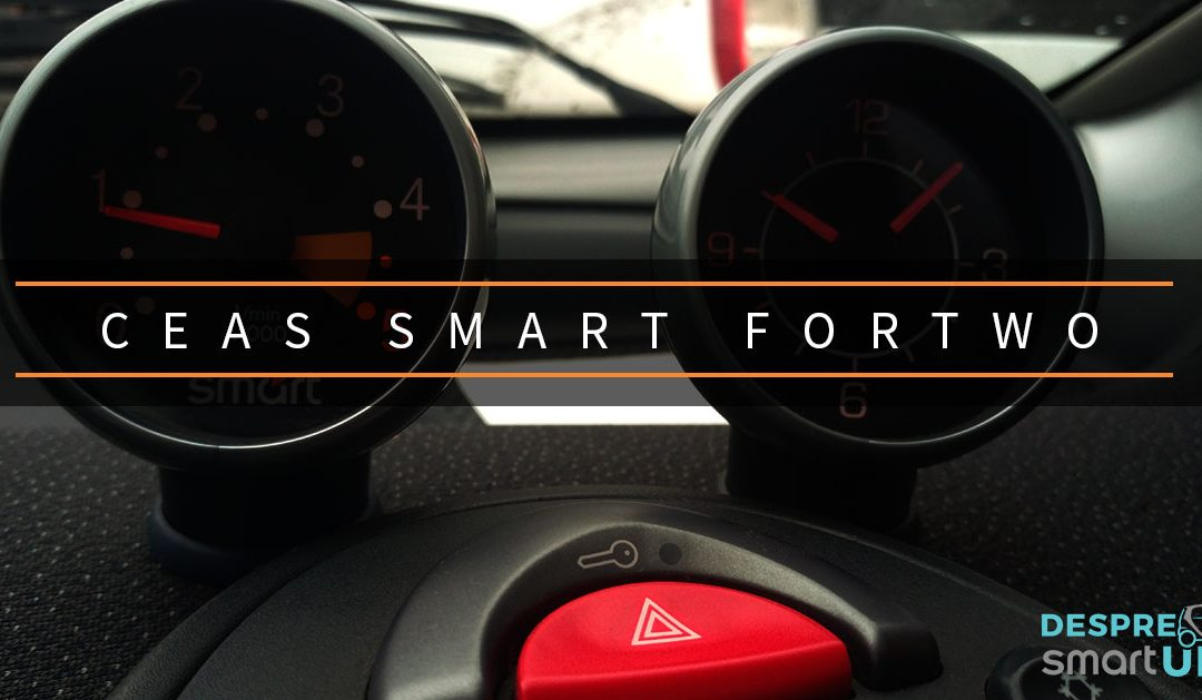 Ceas Smart Fortwo 450