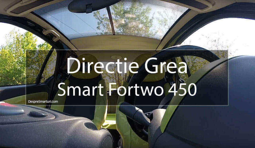 Directie Grea la Smart Fortwo 450