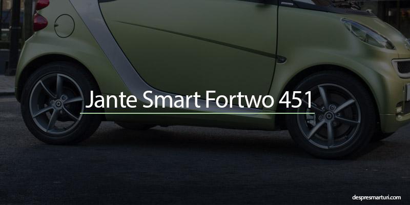 Modele De Jante Pentru Smart Fortwo 451