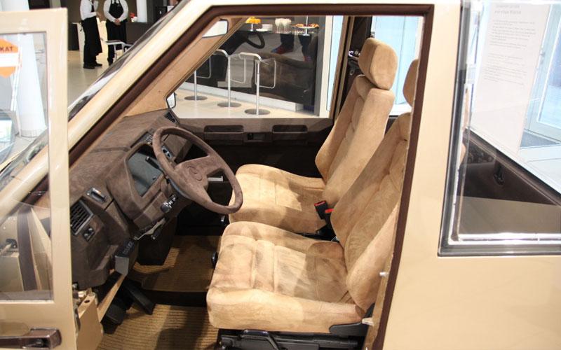 Mercedes Benz Nafa Concept