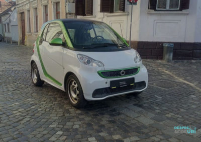 Tampon Motor Smart Fortwo