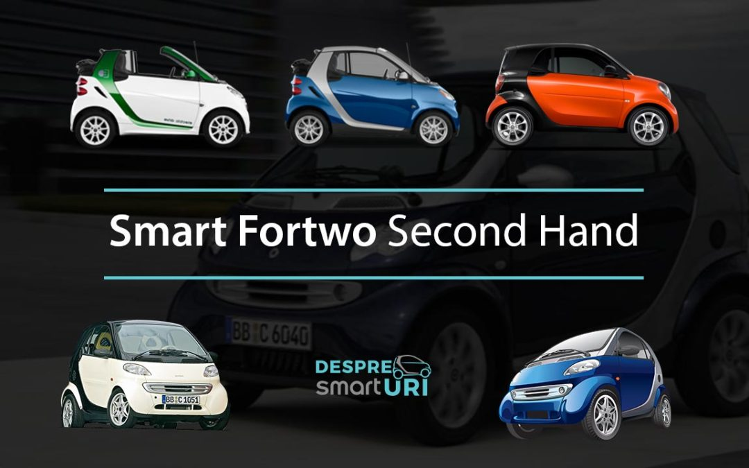 Smart Fortwo Second Hand