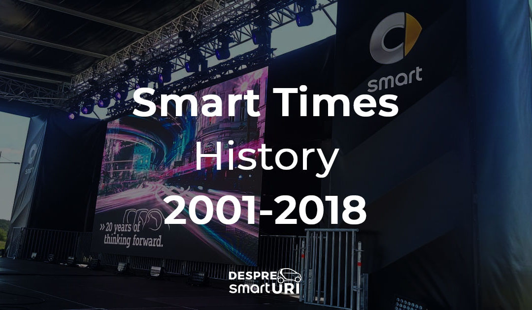 Smart Times istoric