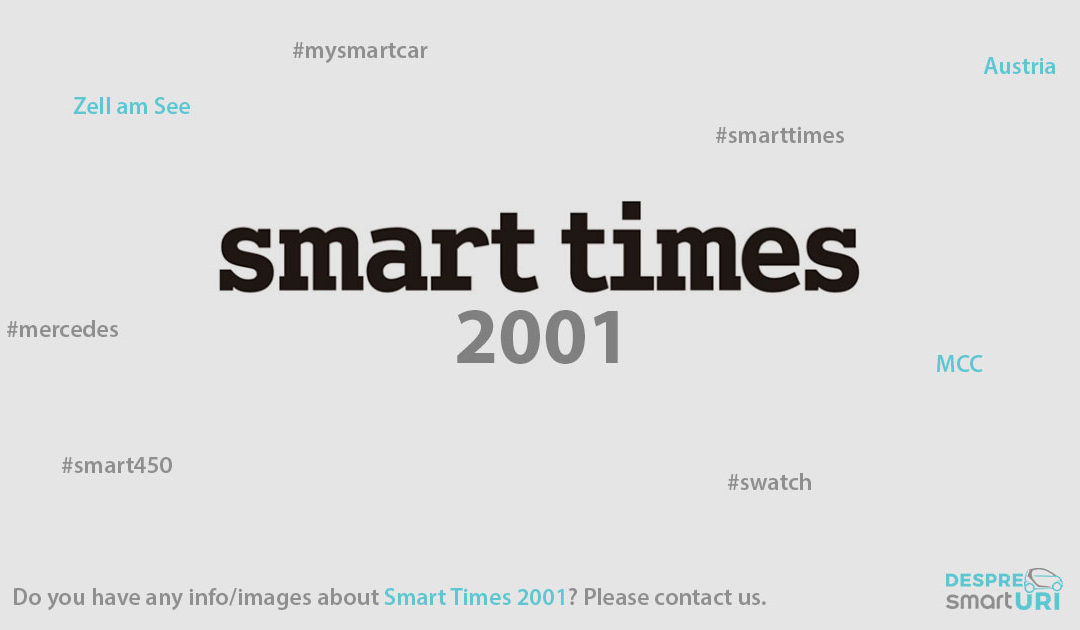 Smart Times 2001