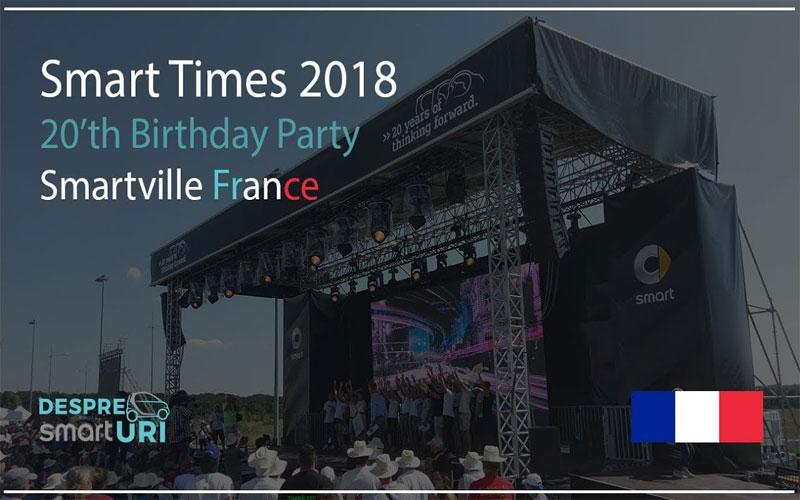 Smart Times 2018